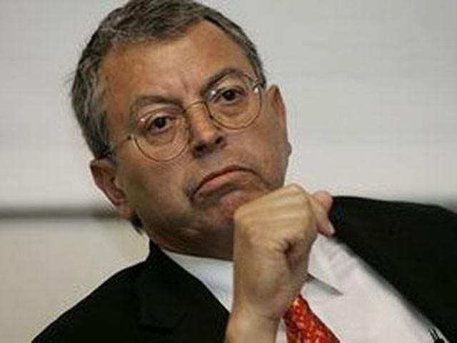 Manuel Camacho comisionado de la paz