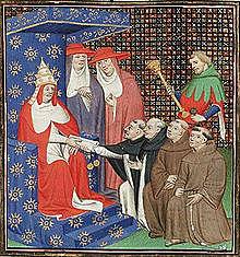 Innocenzo IV riprende lo scontro