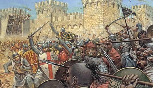 Periodo di crociate (1097-1270)