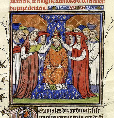 Grande Scisma d'Occidente (1378-1418)
