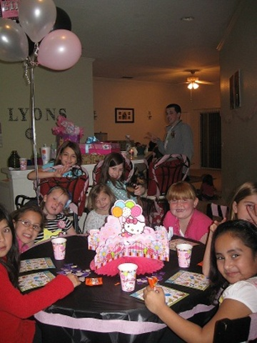 My 8th Birthday