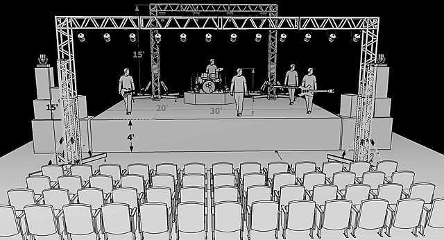 Primera banda de Rock