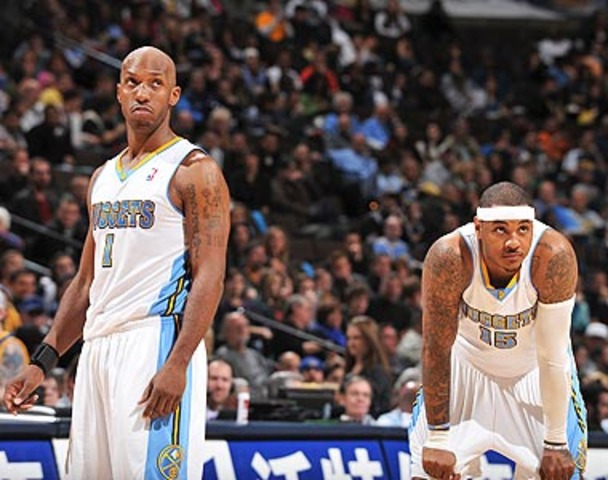 """Deal """"Close,"""" Leon Rose Pushing 'Melo To New Jersey, Chris Paul Could Follow"""
