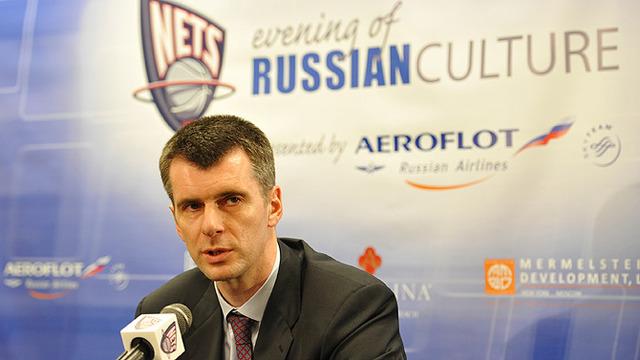 Mikhail Prokhorov Calls Off Trade Talks