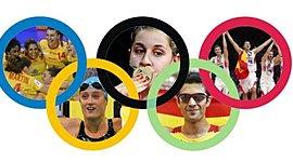 Historia de España en los Juegos Olímpicos timeline