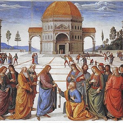 La storia della Chiesa di Roma timeline