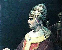 la Sede Papale torna Roma