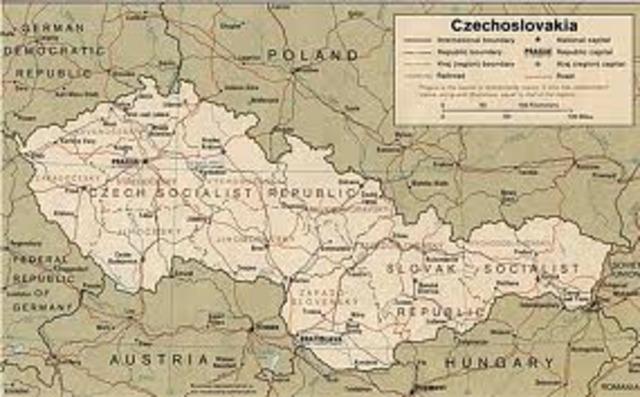 Czecholslovakia Crumbles