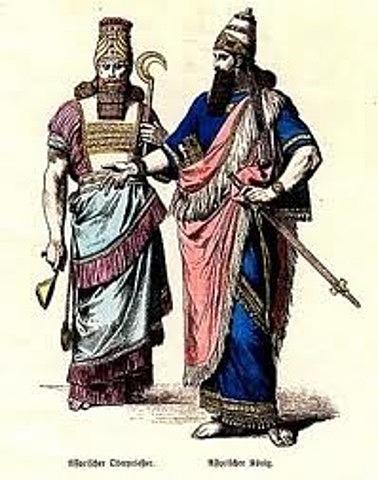 BABYLON (2105 BC)