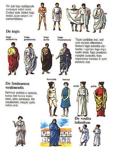 ROMANS (Siglo I BC)
