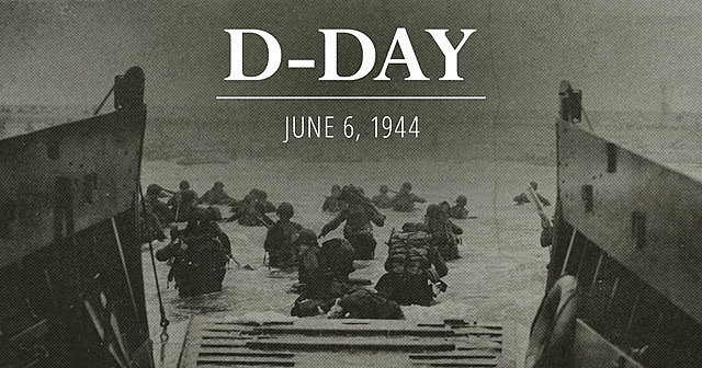 The D day invasion