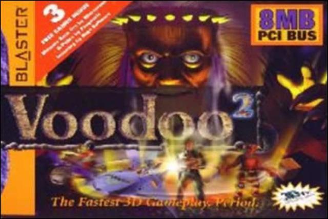 Se lanza al mercado la Voodoo 2