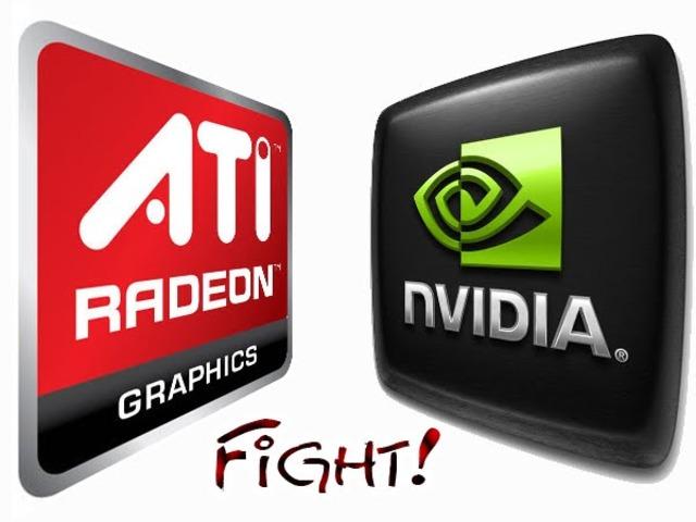 ATI y Nvidia lideres del mercado