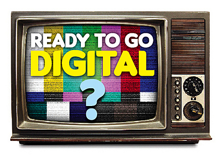 El televisor digital
