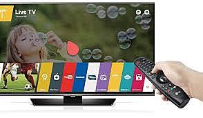 Los televisores inteligente