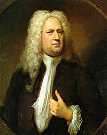 Georg Friedrich Haendel.