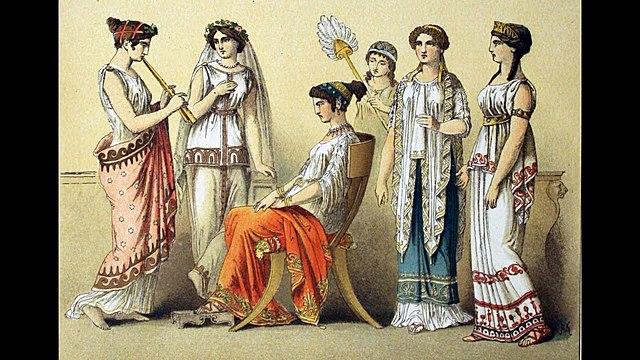 Ancient Greece ( 1200 a. C. )