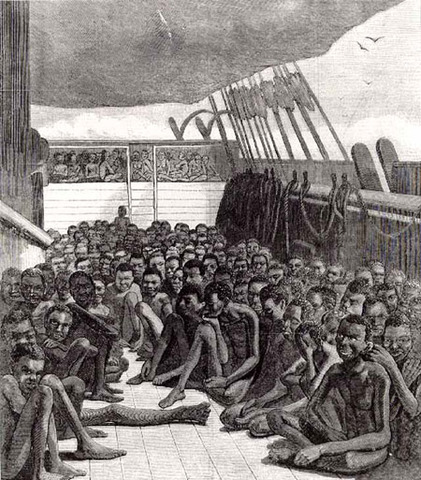 Slaves can't be forcibly transported from England