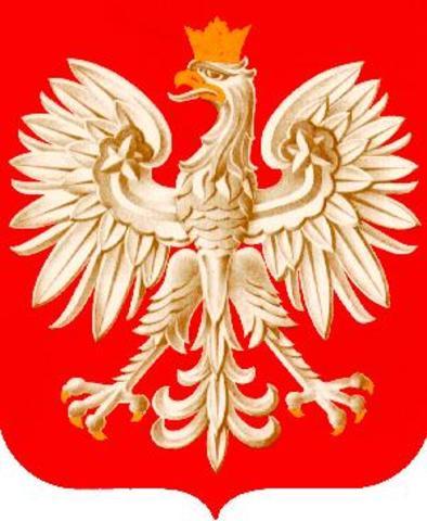 Poles immigrate