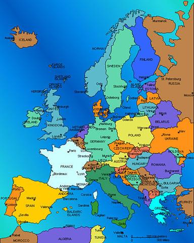 Treaties between European