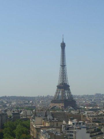 Vi åkte till Frankrike!