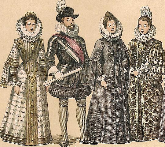 modern age (1453 - 1789)