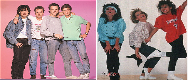 Years (1980 - 1990)