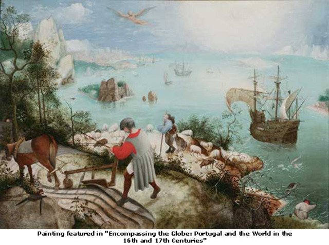"""Prince Henry the Navigator opens the great Portuguese """"Age of Exploration."""""""