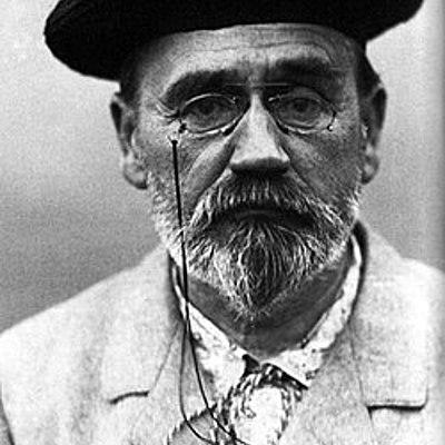 La vie du Emile Zola timeline