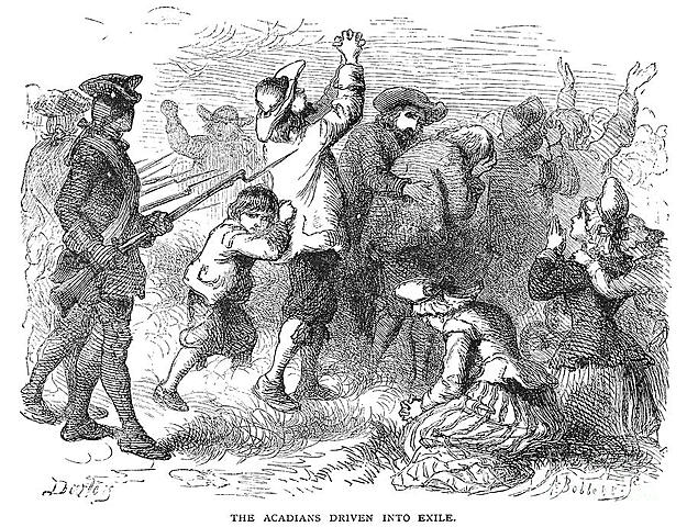 Expultion of Acadians