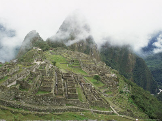 Machu Picchu, Lost City of the Incas
