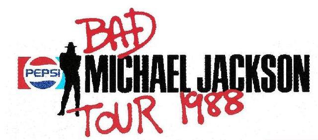 """Bad"" World Tour"
