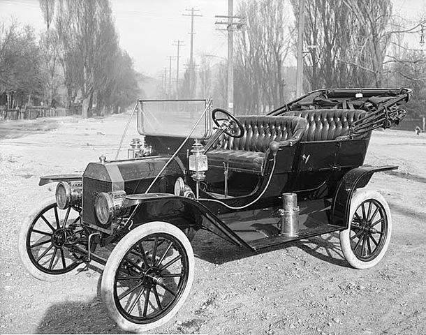 Industrialización del automovil