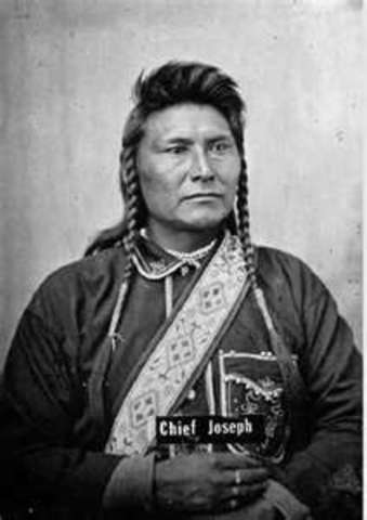 chief joseph the young