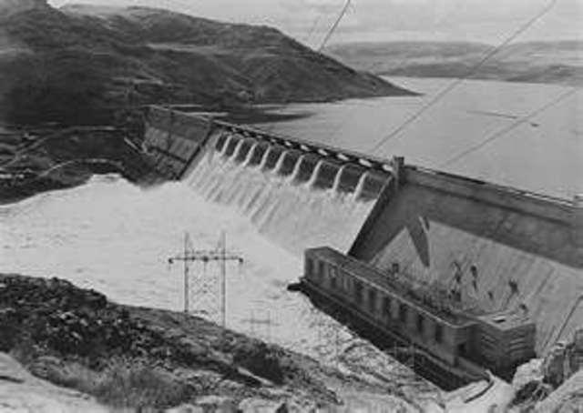 Grandcoule Dam