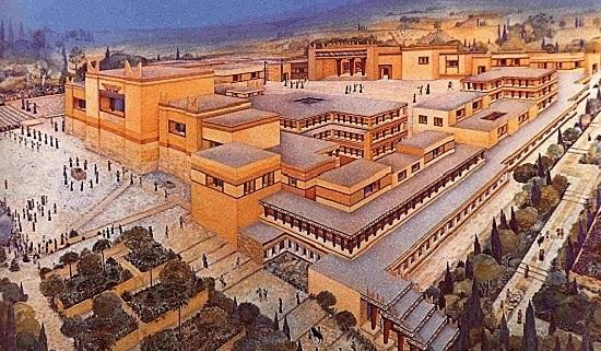 Civilizacion minoica o cretense