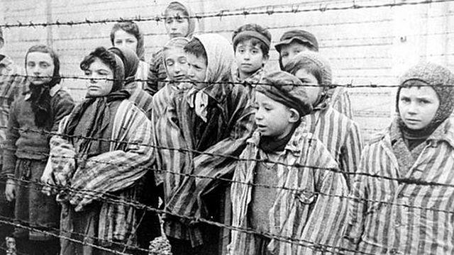 jødene blir redusert med svære tall