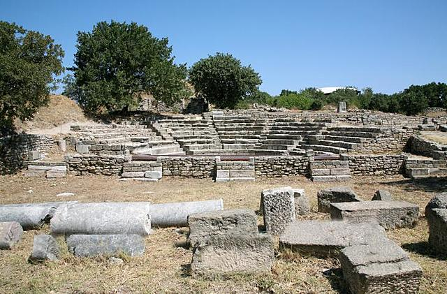 Ciudad de Troya