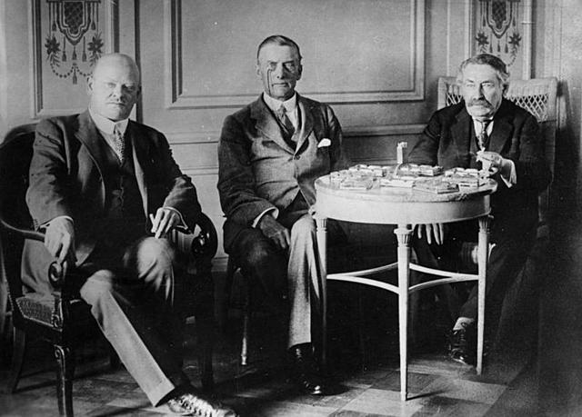 Politisk avspenning i 1920-årene