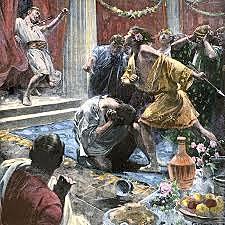 Reinado de Alejandro Magno (principio)