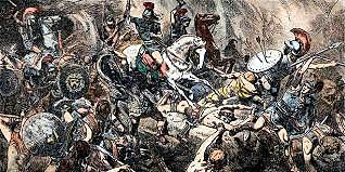 Inicio Guerra del Peloponeso