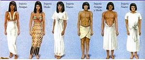 EGYPTIANS (4,000 A.C)