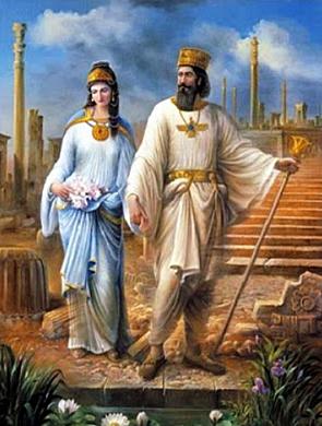 PERSIAN (VI Century BC)
