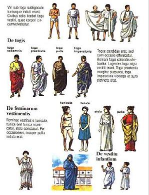 ROMANS (1st century BC)