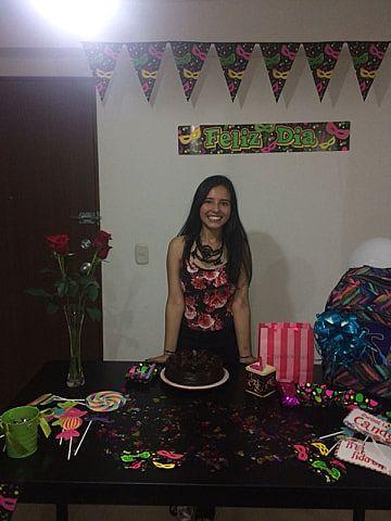 Mi cumpleaños 16