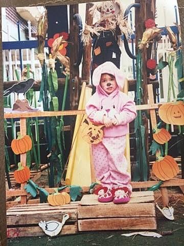 Mi halloween en preescolar