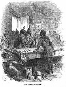 Samuel de Champlain founds Quebec