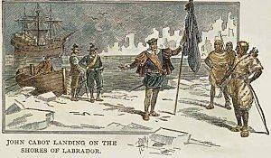 John Cabot discovers Canada's east coast.