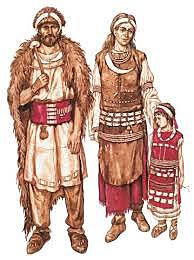 MESOLITHIC PERIOD (10.000 a 5.000 A.C.