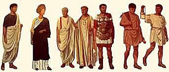 ROMANS (Siglo I A.C.)